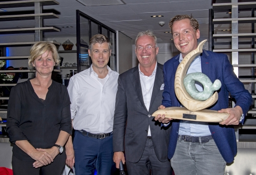 Food Connect trotse winnaar van de Innofood Award 2018!